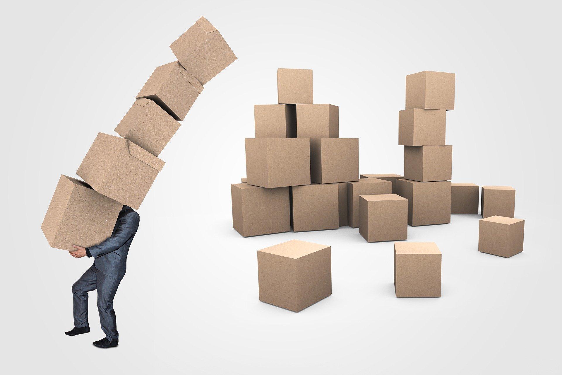 Stěhování bez práce
