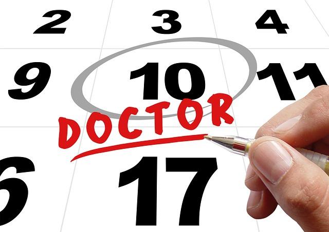 termín na doktora